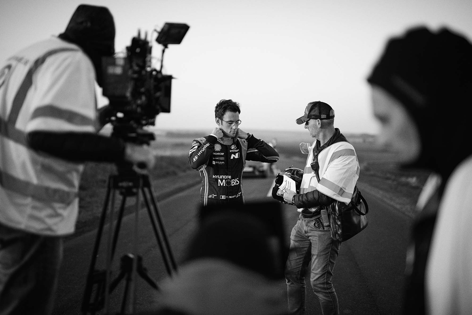 Hyundai | RomeToParis Race BTS