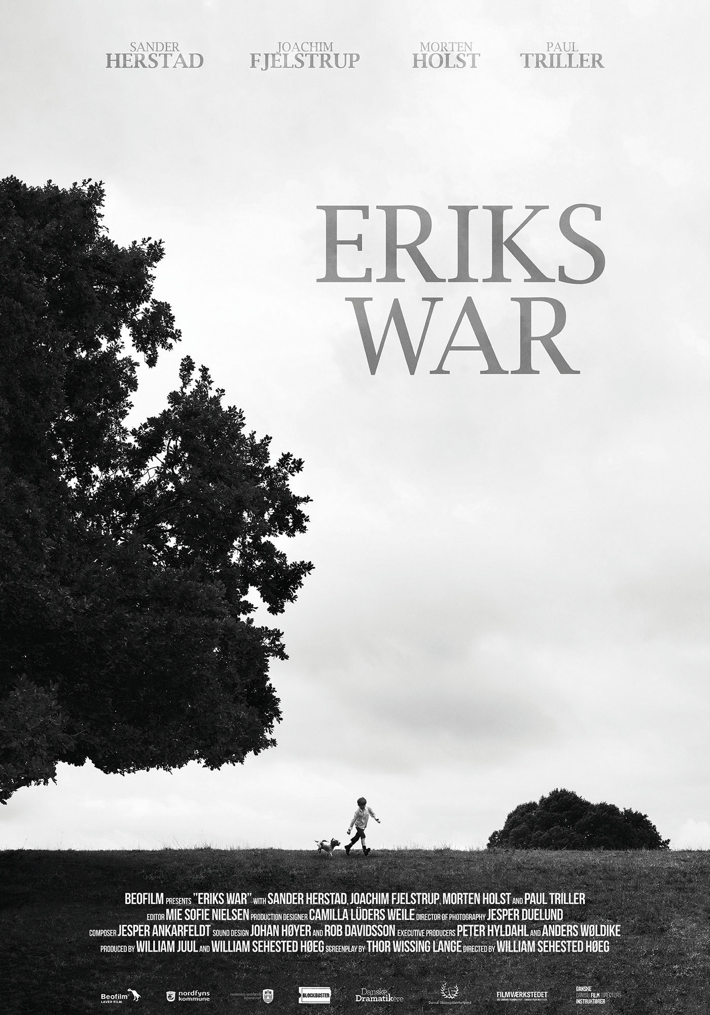 Movie Poster | ERIKS WAR