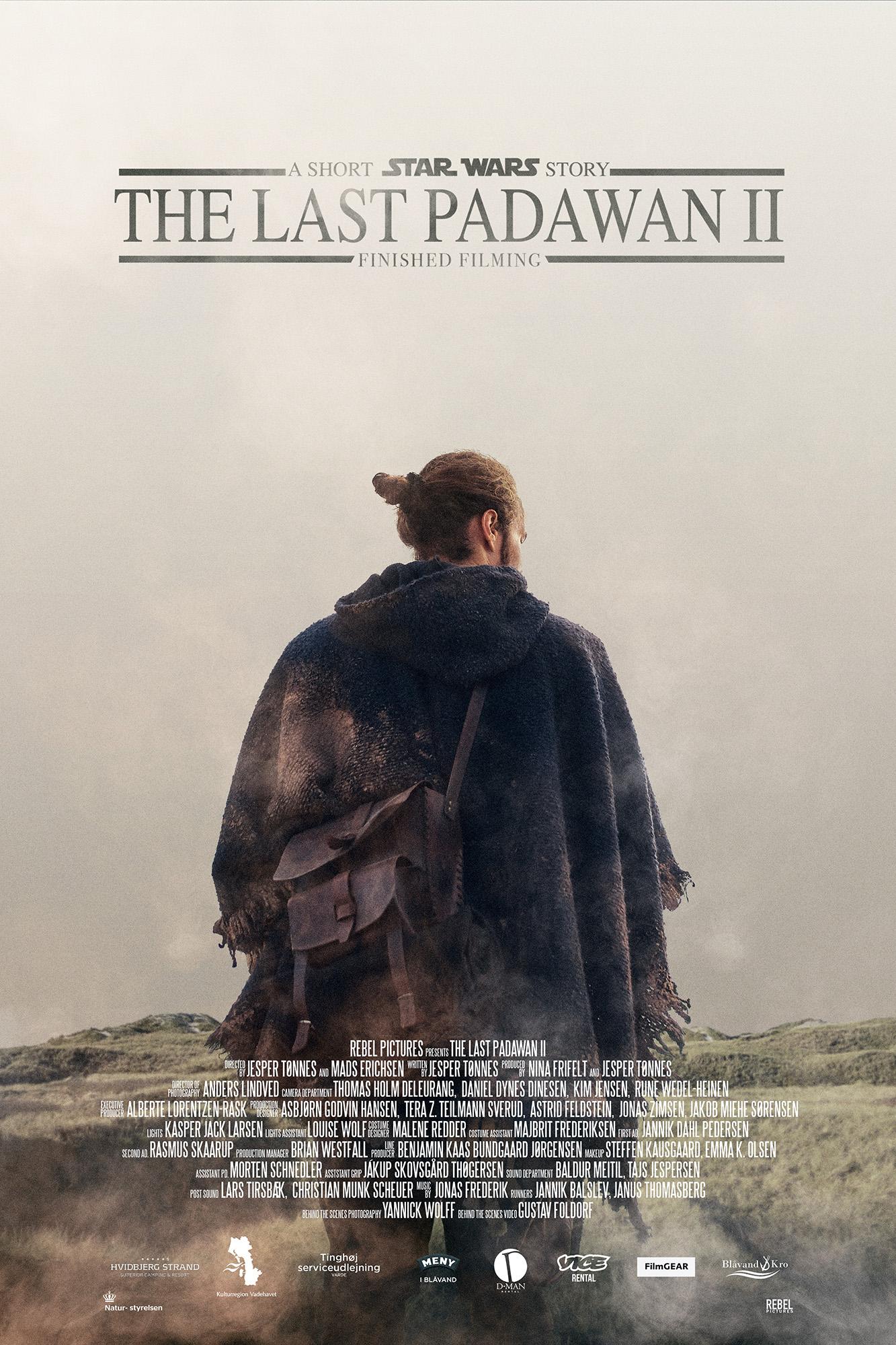 Movie Poster | THE LAST PADAWAN II